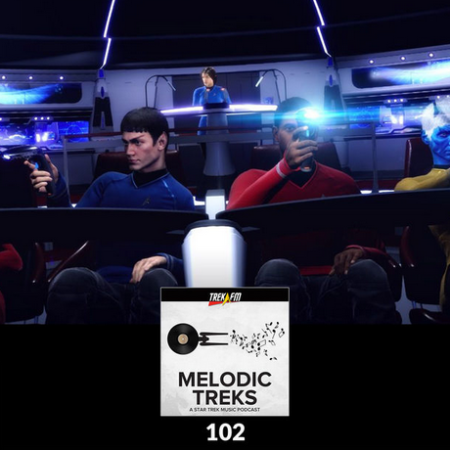 Melodic Treks : 102: Star Trek: Dark Remnant with Matthew Carl Earl.